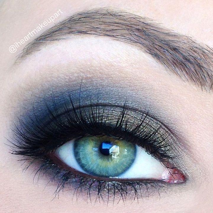 Свадьба - 8 Gorgeous Smokey Eye Makeup Ideas