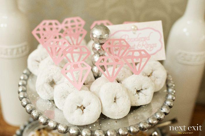 Jewelry Themed Surprise Birthday Luncheon Party Karas Party Ideas