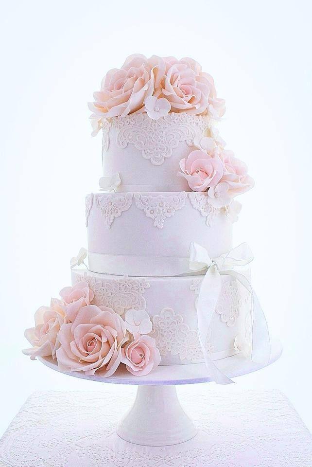 Свадьба - Wedding Cakes That Are Elegantly Simple