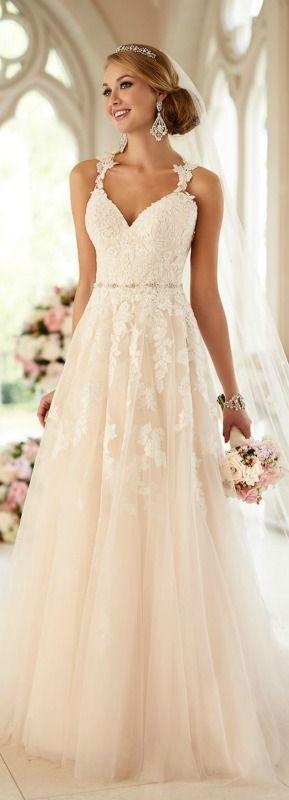 Wedding - Maggie Sottero ~ Debbie Orcutt  ❤