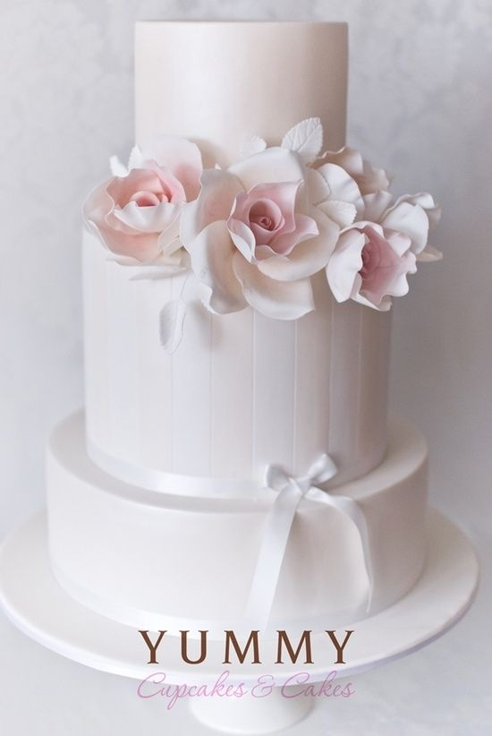 "Cake - Wedding Cakes .•°*""˜ƸӜƷ˜""*°•. #2506136 - Weddbook"
