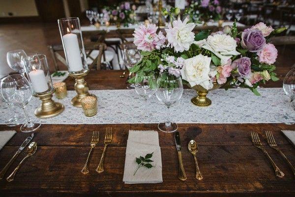 Hochzeit - Elegant Wedding Decor