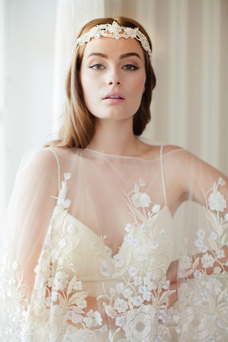 Mariage - Beautifully Bohemian Bridal Hair Accessories For 2016