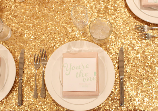 Wedding - Overlay Gold Sequin Table Cloths Tiny Sequin Gold Sequin Table Overlays Wholesale Sequin Table Cloths Sequin Linens Gold Sequin Gold Sequin
