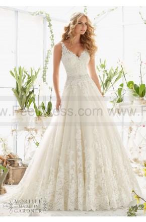 Свадьба - Mori Lee Wedding Dresses Style 2821