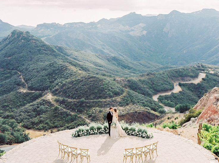 Malibu Rocky Oaks Wedding.Ceremony Elegant Malibu Rocky Oaks Estate Shoot 2506464 Weddbook
