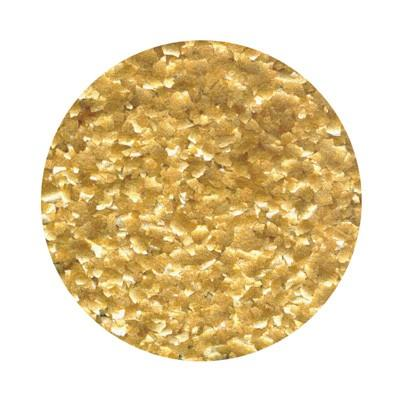 Wedding - Metallic Gold Edible Glitter for Decorating Cakes and Cupcakes, Edible Gold Glitter for decorating party foods - .25 oz jar