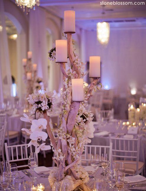 Свадьба - Remarkable Wedding Reception Ideas From Stoneblossom
