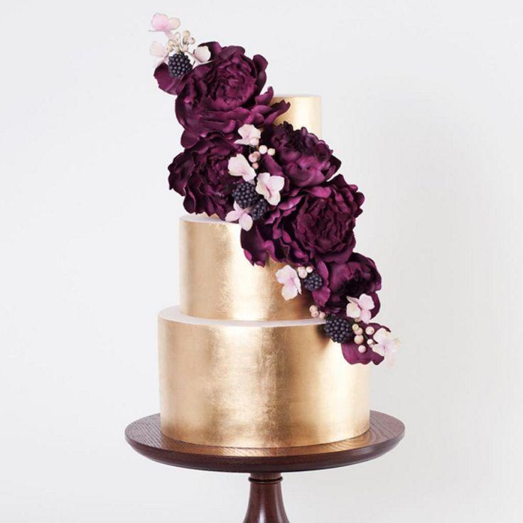 Wedding Theme The Coolest Wedding Cakes On Instagram 2507028 - Coolest Wedding Cakes