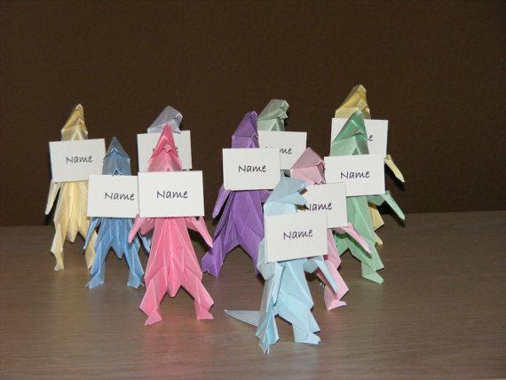 Свадьба - Dinosaur party, Origami Dino Party, Set of 10 Dinosaur Origami, Dinosaur party name table, Dino party Name table, T-rex party