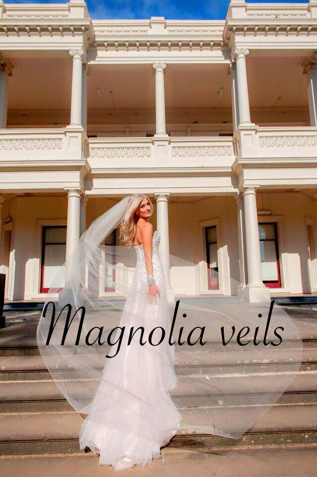 Mariage - CATHEDRAL VEIL, wedding & bridal veil, champagne, ivory, blush color, diamond white, light champagne, simple veil, floating veil, long veil