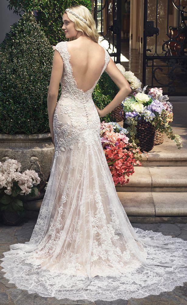 Mariage - Casablanca Bridal Fall 2015 Collection