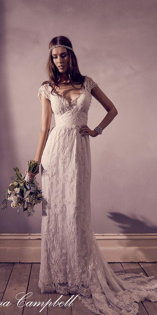 زفاف - Forever Entwined Wedding Dresses From Anna Campbell