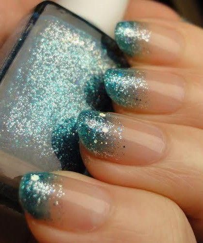 DIY Easy Glitter Nail Arts #2507612