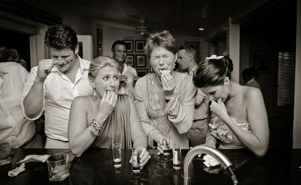Hochzeit - That's Hilarious! 11.6.12 - Fun Wedding Reception Photo By Brian Dorsey