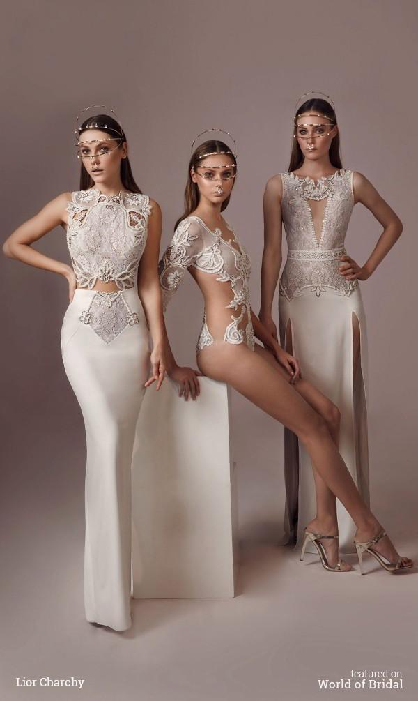 Mariage - Lior Charchy 2016 Wedding Dresses