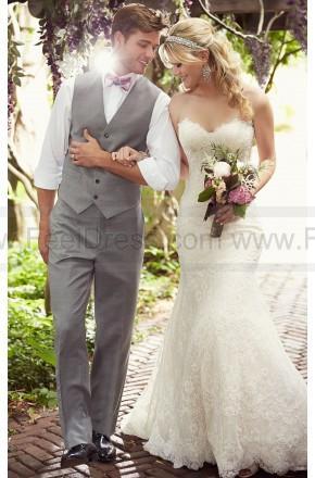 Hochzeit - Essense of Australia Wedding Dress Style D1758
