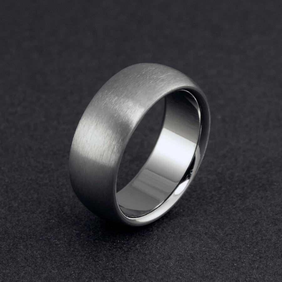 black titanium and tungsten mens wedding bands mens titanium wedding band mens black titanium wedding bands with diamonds