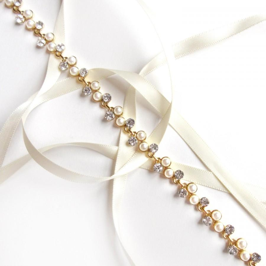 colours edged necklace white satin metre per ribbon colour p gold twirlz asp