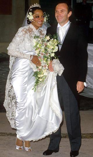 Throwback Thursday Diana Ross Munaluchi Bridal Magazine