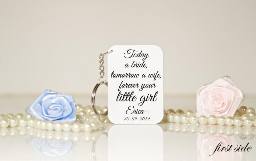 Wedding Gift For Dad And New Wife : Wedding - Father of the Bride gift-Gift from bride for dad ...