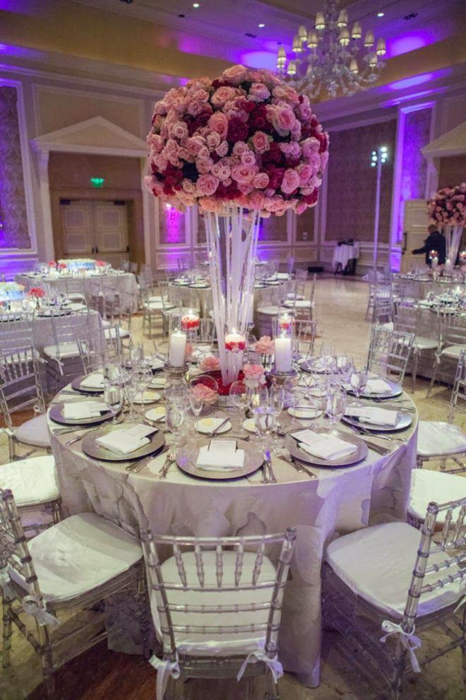 Hochzeit - Contemporary Luxury Wedding At The Breakers