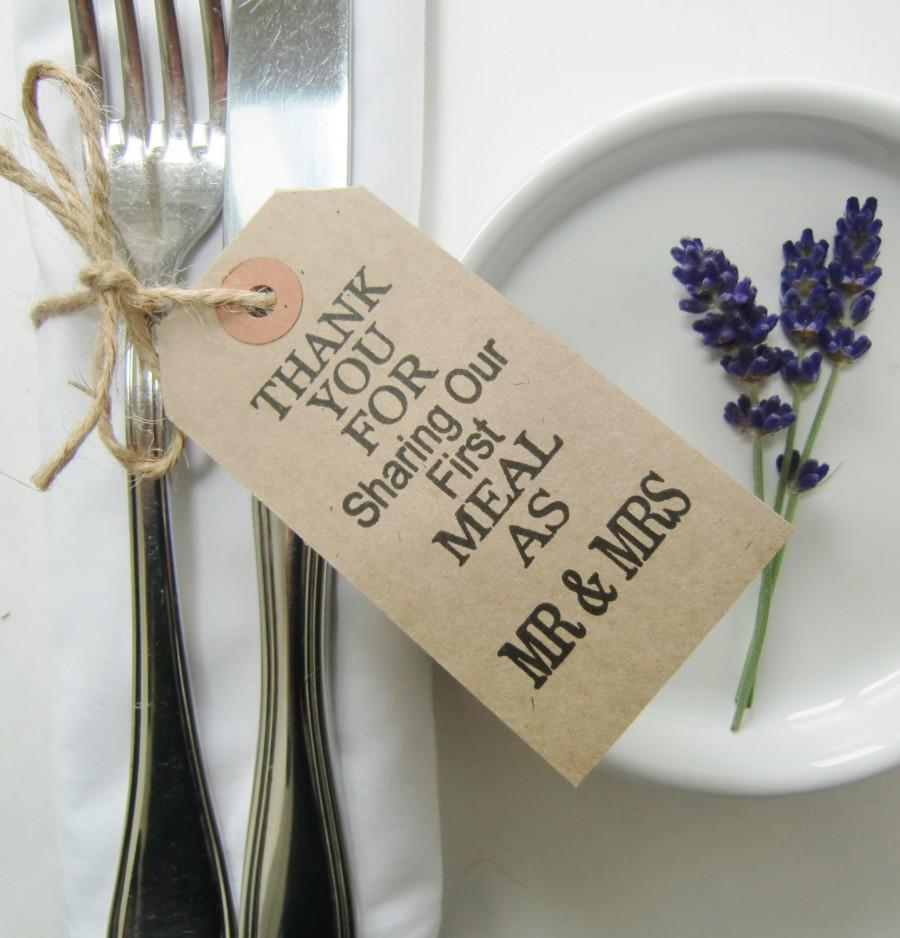 Rustic Wedding Table Decor-Wedding Favors-THANKYOU FOR SHARING ...