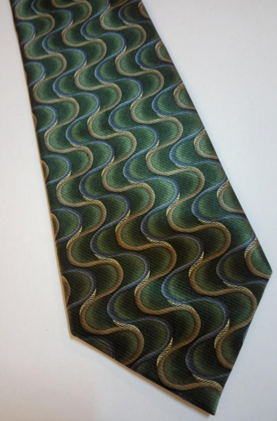 Mariage - Designer Tie / 100% Silk / Italy