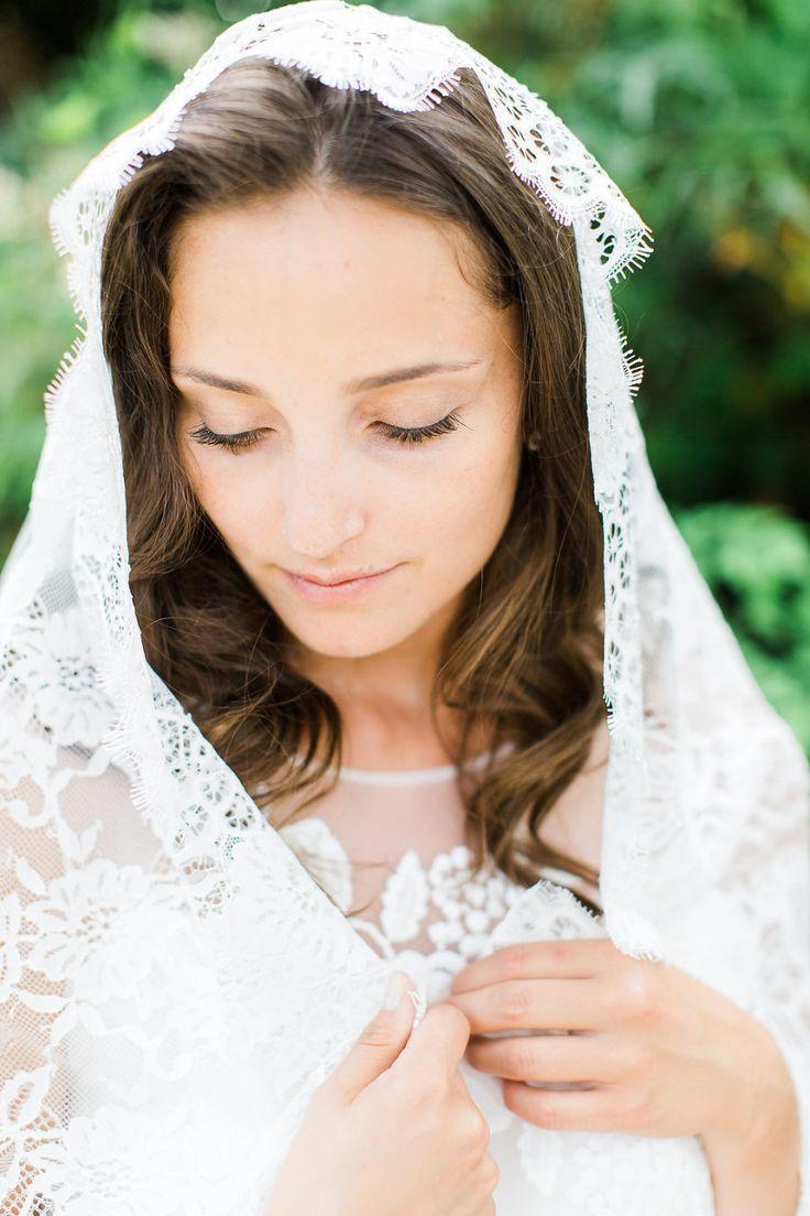 Hochzeit - French Garden Elopement Inspiration In Giverny