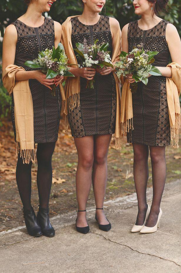 Wedding - Industrial Meets Vintage Wedding - Belle The Magazine