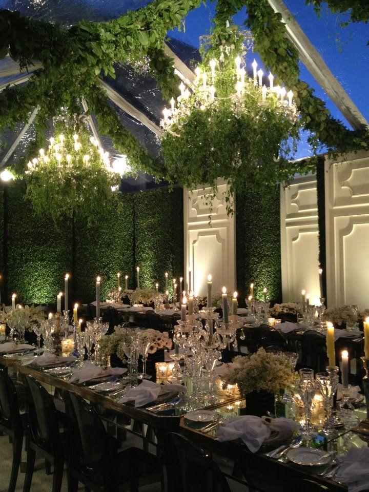 Hochzeit - How To Bring The Outside In At Your Wedding