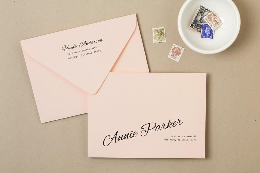 wedding envelope design - Etame.mibawa.co