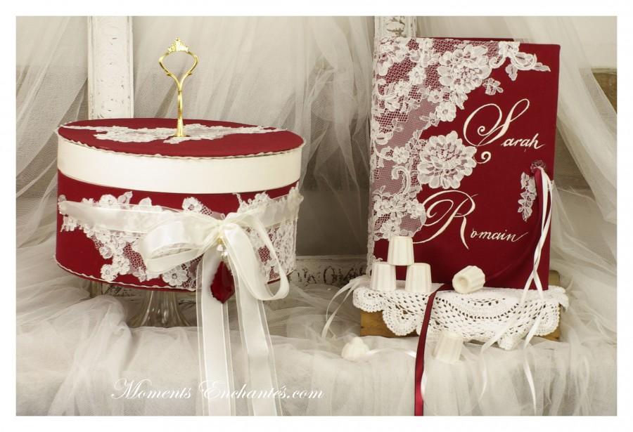 Wedding - Urne mariage Moments Enchantes