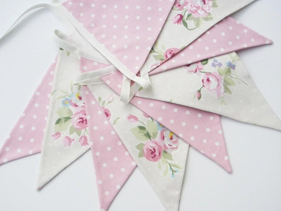 shabby chic bunting - photo #11
