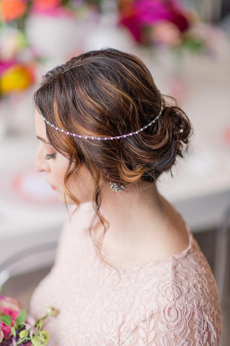 Wedding - Bright   Modern Vow Renewal Inspiration