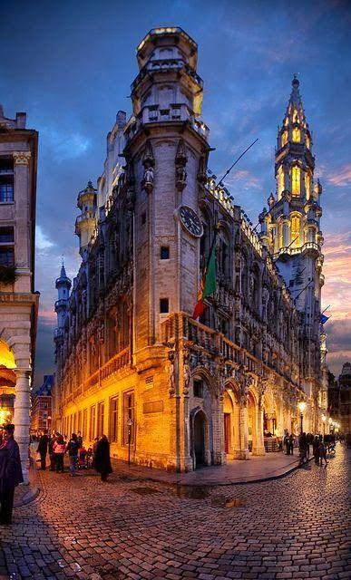 زفاف - List Of Pictures: City Hall, Brussels, Belgium