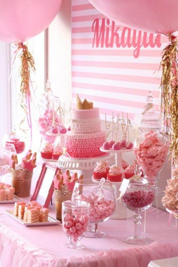 Wedding theme pink and gold theme 2509859 weddbook - Idee deco baby shower ...
