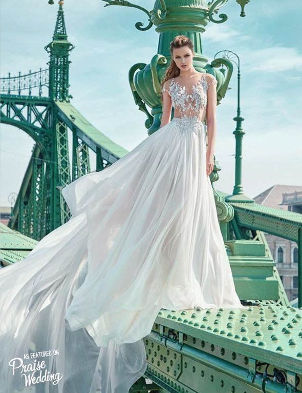 Свадьба - Galia Lahav's New Ready-to-wear Collection – Gala, Full Of Luxurious Surprises And Elegance In Every Stitch!