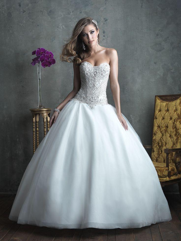 Wedding - Allure Bridals: Style: C307