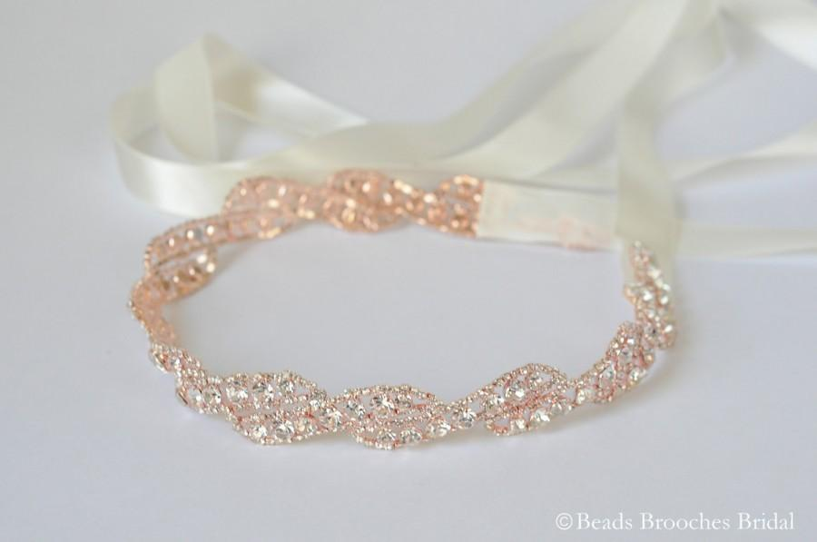 Rose Gold Headband 973206df4dc
