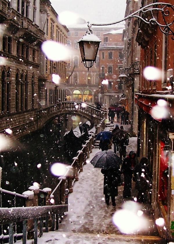 Mariage - Romantic Honeymoon in Venice