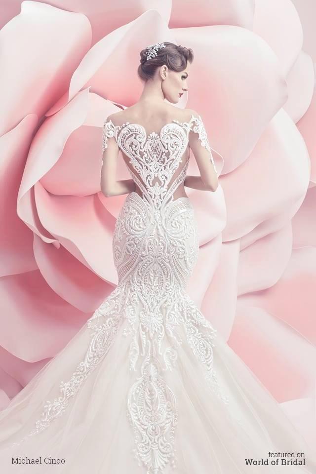 Michael Cinco 2016 Wedding Dresses #2510045 - Weddbook