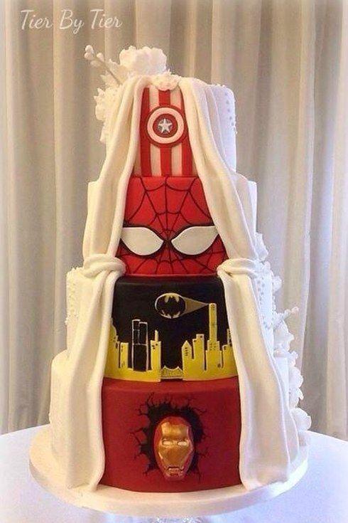 زفاف - Tier by Tier Cake