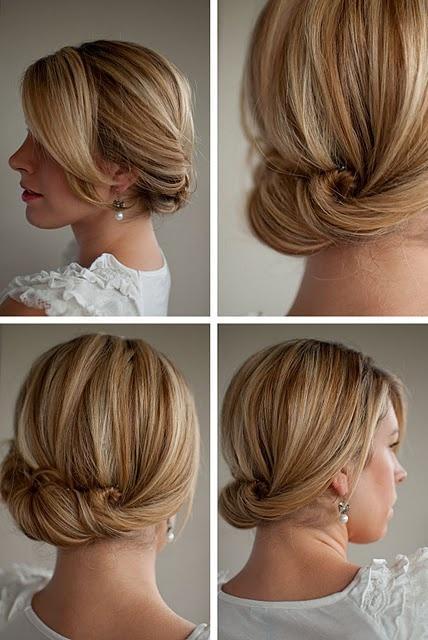 Свадьба - 30 Days Of Twist & Pin Hairstyles – Day 14 - Hair Romance