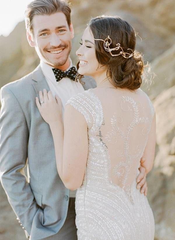 Свадьба - 19 Must Have Wedding Dress Photos