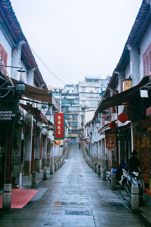 Mariage - Macau Honemoon Diary