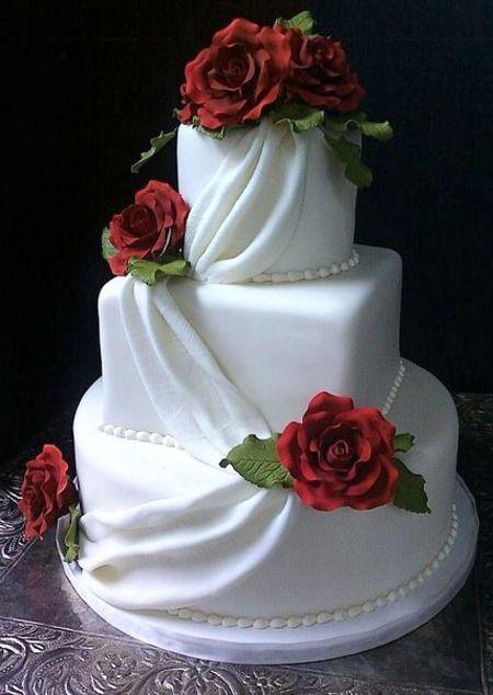 Mariage - Cake Wrecks - Home - Sunday Sweets: Simply Stunning