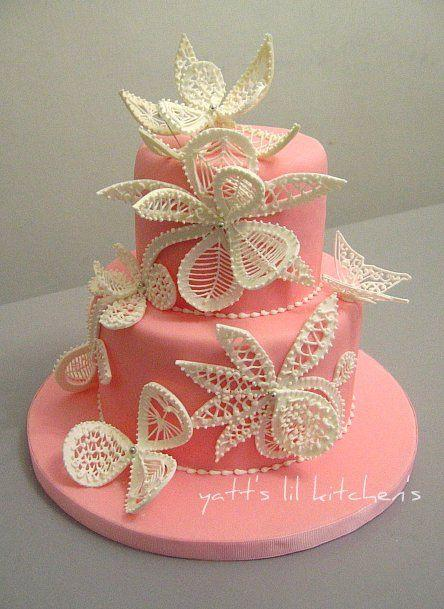 Mariage - Cakes!!