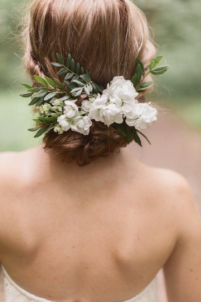 Mariage - Bun - Wedding Hairstyle