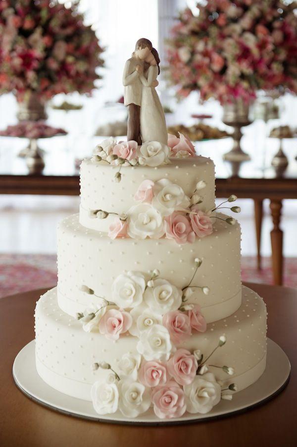 Mariage - Wedding Couple Cake